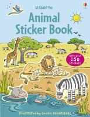 Cecilia Johansson - Animal Sticker Book (Usborne Sticker Books) - 9780746098974 - V9780746098974