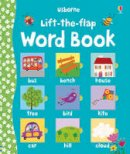 Brooks, Felicity - Lift the Flap Word Book - 9780746099155 - 9780746099155