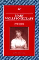 Moore, Jane - Mary Wollstonecraft - 9780746307472 - V9780746307472