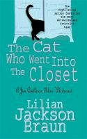 Braun, Lilian Jackson - The Cat Who Went into the Closet - 9780747242659 - V9780747242659