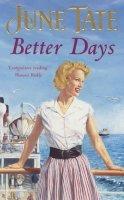 Tate, June - Better Days - 9780747263241 - KLN0013909
