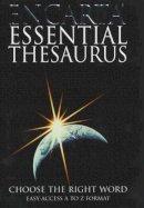 Jellis, Susan - Encarta Essential Thesaurus - 9780747559238 - V9780747559238