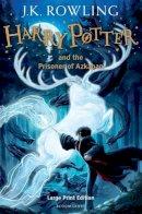 Rowling, J.K - Harry Potter and the Prisoner of Azkaban - 9780747560777 - V9780747560777