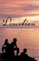Abdulrazak Gurnah - Desertion - 9780747577560 - KEX0201269