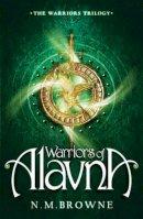 Browne, N. M. - Warriors of Alavna - 9780747597018 - KRF0014741