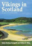 Graham-Campbell, James, Batey, Colleen - Vikings in Scotland - 9780748606412 - V9780748606412