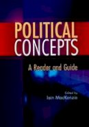 - Political Concepts: A Reader and Guide - 9780748616787 - V9780748616787