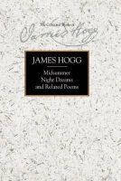 Hogg, James - Midsummer Night Dreams and Related Poems (Collected Works of James Hogg) - 9780748624409 - V9780748624409