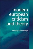 - Modern European Criticism and Theory - 9780748624492 - V9780748624492