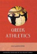 Jason König - Greek Athletics - 9780748639441 - V9780748639441