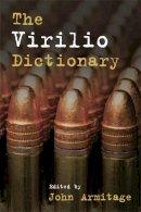 John Armitage - The Virilio Dictionary - 9780748646838 - V9780748646838