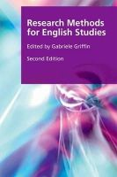 Gabriele Griffin - Research Methods for English Studies - 9780748683437 - V9780748683437