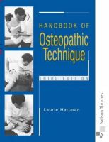Hartman, Laurie - The Handbook of Osteopathic Technique 3E - 9780748737222 - V9780748737222