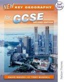 Waugh, David, Bushell, Tony - New Key Geography for GCSE - 9780748781331 - V9780748781331