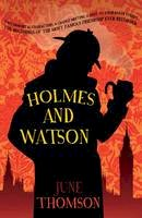 June Thomson - Holmes and Watson - 9780749011383 - V9780749011383
