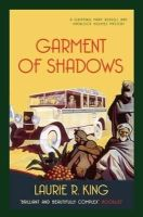 Laurie R. King - Garment of Shadows - 9780749013776 - V9780749013776