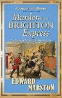 Edward Marston - Murder on the Brighton Express (Railway Detective 5) - 9780749079147 - V9780749079147