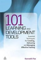 Fee, Kenneth - 101 Learning and Development Tools - 9780749461089 - V9780749461089