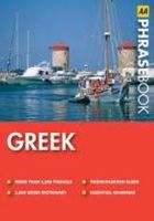 AA Publishing - Greek (AA Phrase Book Series) - 9780749560270 - 9780749560270