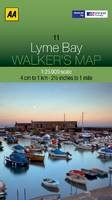 AA Publishing - Lyme Bay - 9780749573256 - V9780749573256