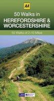 AA Publishing - Herefordshire & Worcestershire - 9780749574017 - V9780749574017