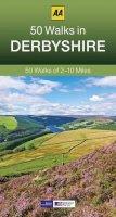 AA Publishing - 50 Walks in Derbyshire (AA 50 Walks) - 9780749575663 - V9780749575663