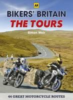 Weir, Simon - Bikers' Britain - The Tours - 9780749577360 - V9780749577360