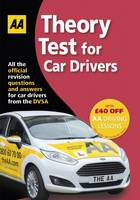 AA Publishing - Theory Test for Car Drivers: AA Driving Test - 9780749578381 - V9780749578381