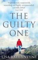 - The Guilty One - 9780749957285 - KRA0004769