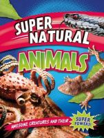 Gray, Leon - Super Natural: Animals - 9780750283861 - V9780750283861