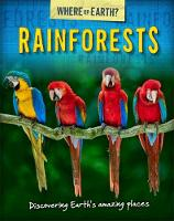 Brooks, Susie - The Where on Earth? Book of: Rainforests - 9780750290722 - V9780750290722