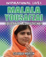 Martin, Claudia - Malala Yousafzai - 9780750293143 - V9780750293143