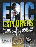 Steele, Philip - Explorers - 9780750297332 - V9780750297332