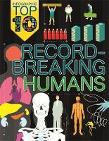 Richards, Jon; Simkins, Ed - Record-Breaking Humans - 9780750297745 - V9780750297745