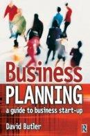 Butler, David - Business Planning - 9780750647069 - V9780750647069