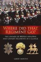 Murphy, Gerry - Where Did That Regiment Go? - 9780750968508 - V9780750968508