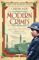 Nickson, Chris - Modern Crimes: A WPC Lottie Armstrong Mystery - 9780750969833 - V9780750969833