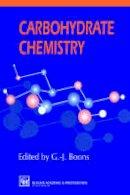 - Carbohydrate Chemistry - 9780751403961 - V9780751403961
