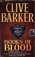 Barker, Clive - Books of Blood Omnibus - 9780751510225 - V9780751510225