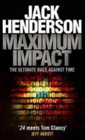 Jack Henderson - Maximum Impact - 9780751539455 - KNW0006936