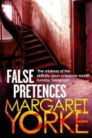 Yorke, Margaret - False Pretences - 9780751552089 - V9780751552089