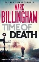 Mark Billingham - Time of Death - 9780751552218 - KKD0000894