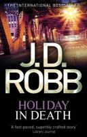 Robb, J. D. - Holiday in Death - 9780751552775 - V9780751552775