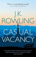Rowling, J.K. - The Casual Vacancy - 9780751552867 - 9780751552867