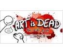 Tom Ridgewell - Art is Dead: The asdf Book - 9780751563047 - V9780751563047