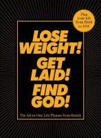 Henrik Delehag - Lose Weight! Get Laid! Find God! - 9780752226439 - KEX0259763