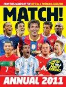 MATCH - Match Annual 2011 (Annuals) - 9780752227429 - KEX0221286