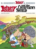 Goscinny, Rene - Asterix and the Chieftain's Shield: Album #11 - 9780752866246 - V9780752866246