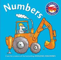 Mitton, Tony - Amazing Machines First Concepts: Numbers - 9780753439937 - V9780753439937