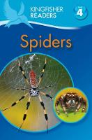 Llewellyn, Claire - Kingfisher Readers: Spiders (Level 4: Reading Alone) - 9780753441039 - V9780753441039